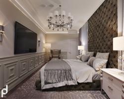 Интерьер спальни 2 этажа