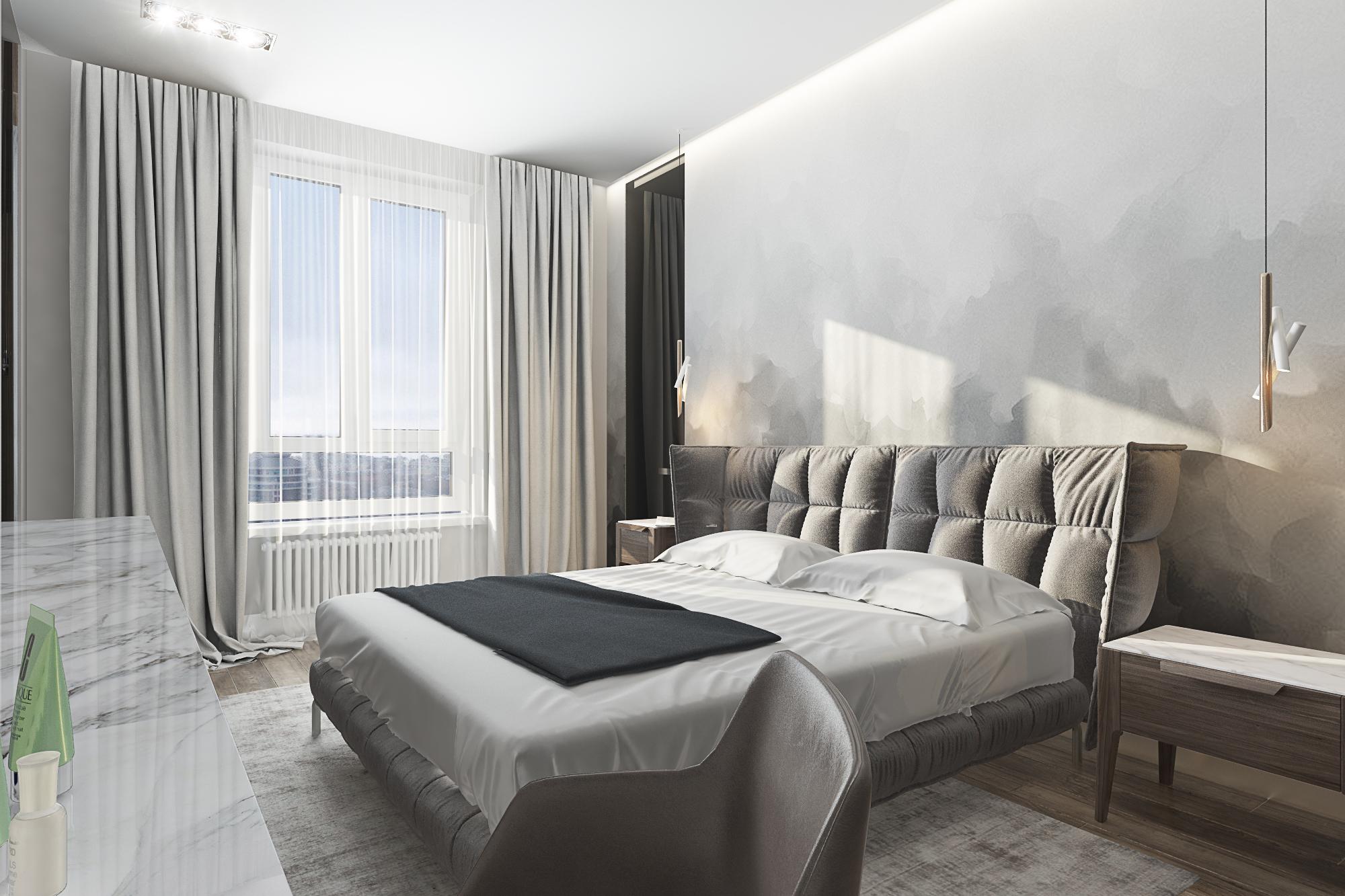 Спальня раз