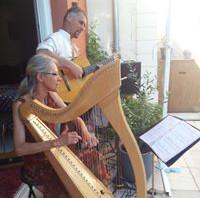Aveline Gau & Claude Janet
