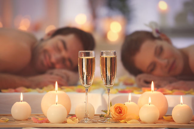Champaign couple after massage.jpg