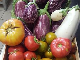 Légumes du jardin !