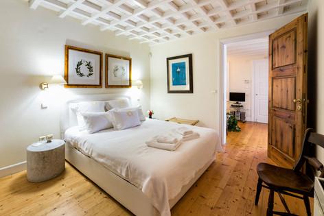 Sun's bedroom: the ideal sleeper