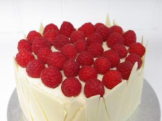 Gluten free Valentine's cake