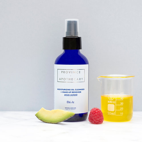 Province Apothecary Moisturizing Oil Cleanser + Makeup Remover