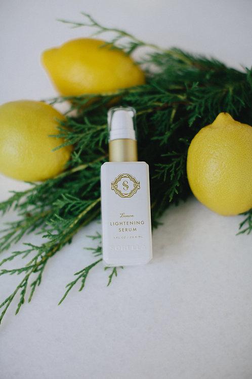 Lemon Lightening Serum