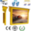 Bus Screen ( Araç İçi Reklam Ekranı )