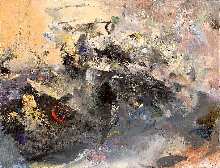 Ashley-Garrett-Oread-2019-oil-on-canvas-