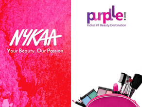 Purplle or Nykka- what is your go to pick!