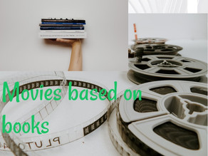 Top 7 Movies based on books to Watch