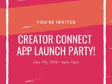 Big Announcements and Upcoming Events at Creator Connect