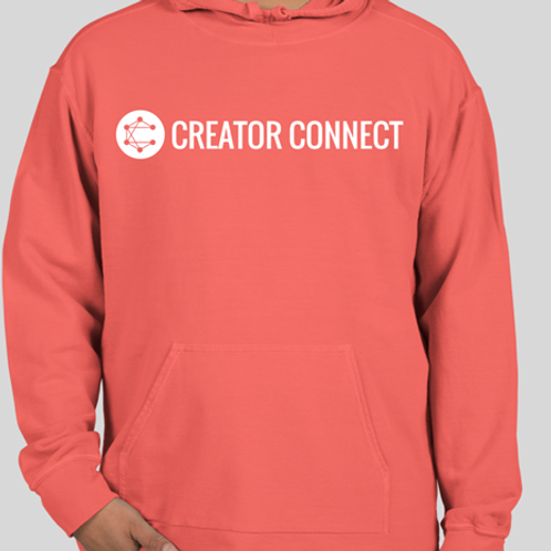 Creator Connect Light Weight Hoodie
