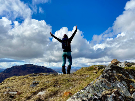 WHY I CHOOSE TO CONTINUE HILLWALKING IN THE TIME OF COVID-19
