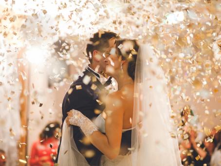 První novomanželský tanec: ty nejlepší skladby do roku 2020