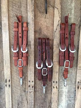 Leather tugs