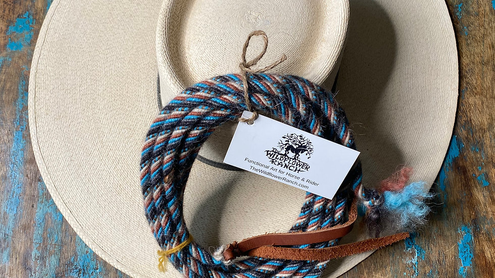 Mohair Get Down Rope