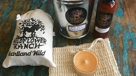 Hand Blended Organic Mineral Salts