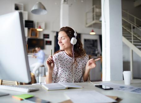 ¿Qué música te hace productivo en el trabajo?