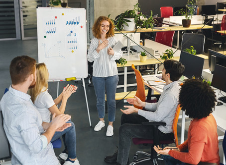 5 formas en que los nuevos gerentes pueden mejorar el desempeño del equipo