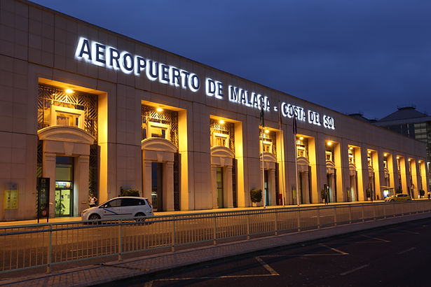 transfer from the Airport Malaga to Marbella for Hen party