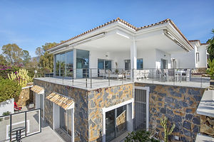 Villa Artista Rental Marbella with private chef