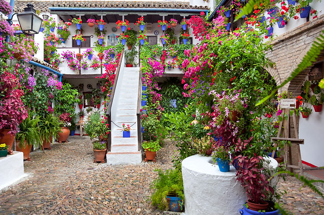 Marbella Casco Antiguo, the old town