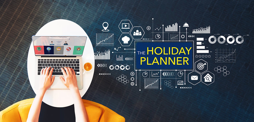 HOLIDAY PLANNER add services to your villa