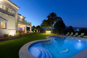 Villa rifugio dei Cesari Marbella for rent