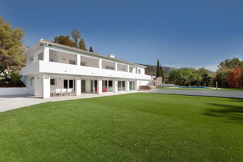 Namastee luxury villas for rent Marbella