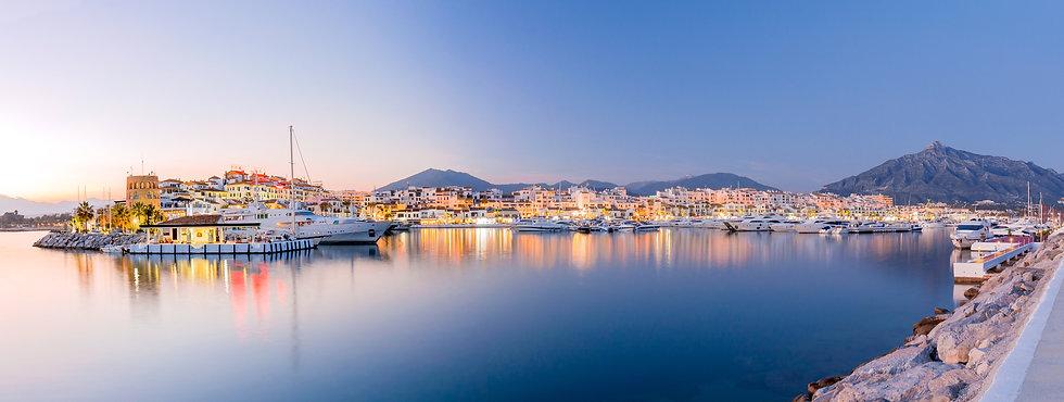 Hedo villas Marbella luxury rental
