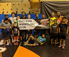 City Kids Wrestling Club