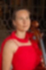 Laure Châtel violoncelle Mougins 2017