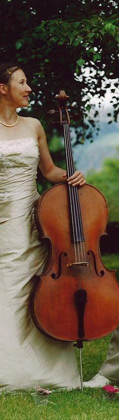 Laure Châtel violoncelliste pour mariage