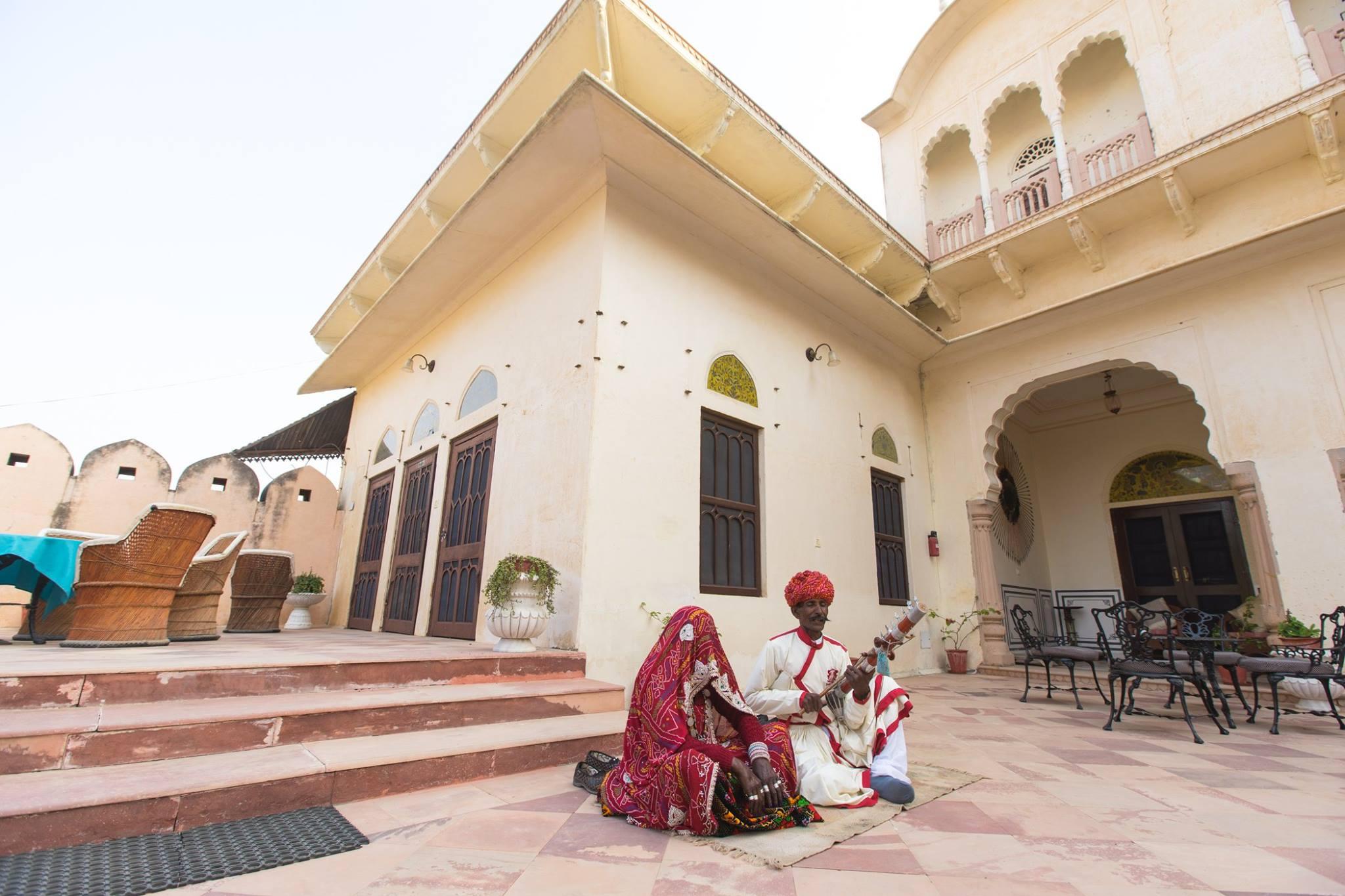17th Century Rajasthani Palace