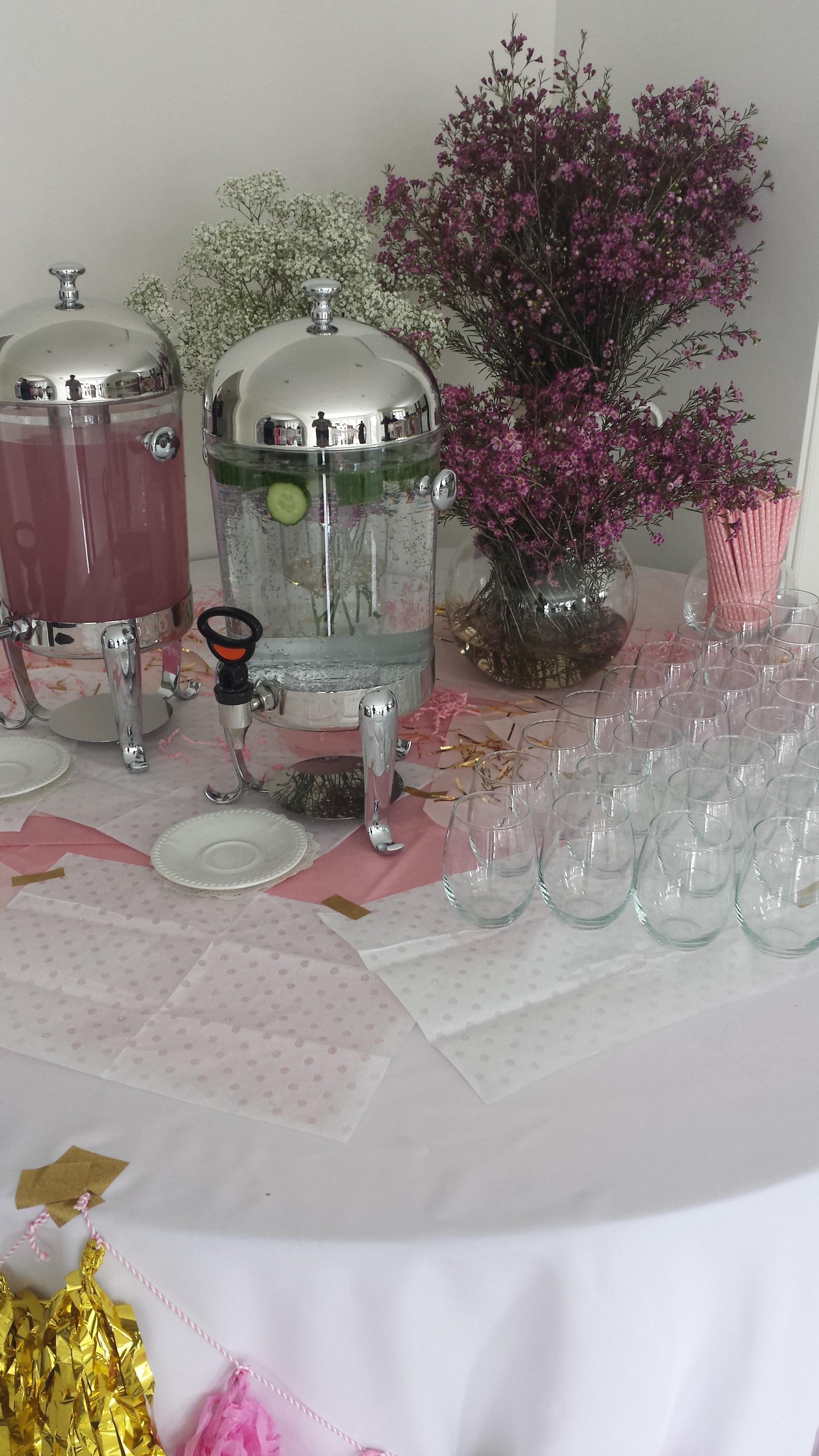 Baby Pink Lemonade