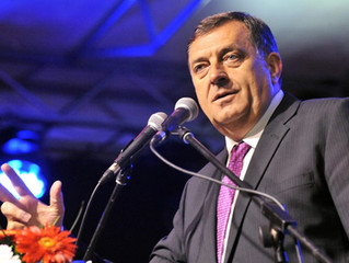 Bosnia's Serb Republic leader: No breakaway vote next year