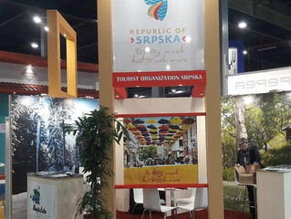 Republic of Srpska at the Utrecht Tourism Fair 2019