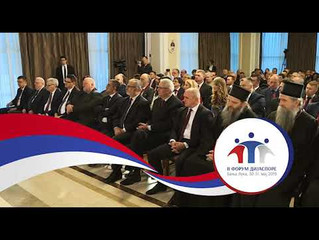 "Republic of Srpska hosts the ""2nd Diaspora Forum"""