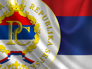 SAINT GEORGE SLAVA: Republic of Srpska supported renovation of the Serbian Orthodox Church in Antwer