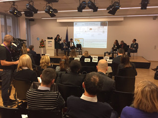 EUSAIR Conference 2016: Time to invest? Republic of Srpska active in Regional Cooperation