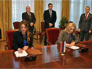 Memorandum of Understanding signed between the Government and the IPA Adriatic Programme