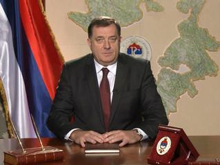 [FR] La grande peur des Serbes de Bosnie - Entretien avec Milorad DODIK