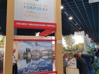 Republic of Srpska at the Utrecht Tourism Fair 2020