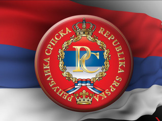 The Republic of Srpska celebrates it's 29th birthday