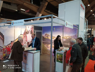 Promotion of the tourist offer of Srpska in Brussels