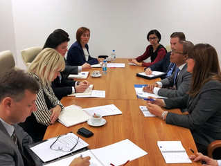 Meeting with the Representatives of the EU Delegation to BiH