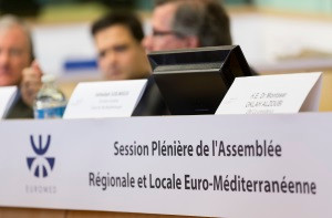 The 9th ARLEM plenary session attended by Republic of Srpska Representative