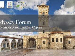 "Larnaca Forum: Eurodyssey regions make ""fair"" mobility a reality"