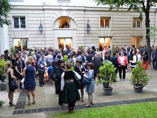 "28th June in Paris: Serbian diaspora celebrated ""Vidovdan"", Serbian national holiday."