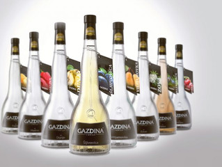 Brussels: Six gold stars for extraordinary brandy known as 'Gazdina rakija'