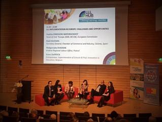 Lifelong learning Agora in Mechelen: enhancing more opportunities for Srpska through LLL programmes.
